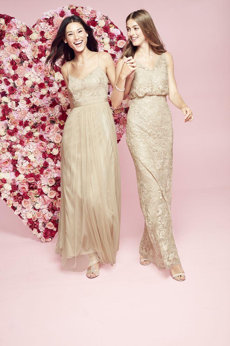 Bonito Vestidos De Dama Vera Wang Criadas Imágenes - Colección de ...
