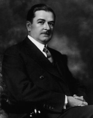 4 octobre 1933 : Élection de Maurice Duplessis comme chef du Parti conservateur du Québec