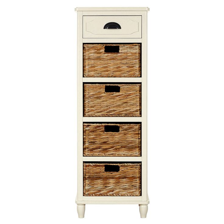 Dining Room Chest Of Drawers: Devon Cream Tallboy