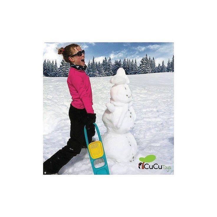 quereis hacer estupendos muñecos de nieve? con eta pala no tardaremos nada y podremos hacer divertidas construcciones.  http://ift.tt/2mpU3Qc  #cucutoys #quut #pala #juguetes #niños #niñas #toys #kids