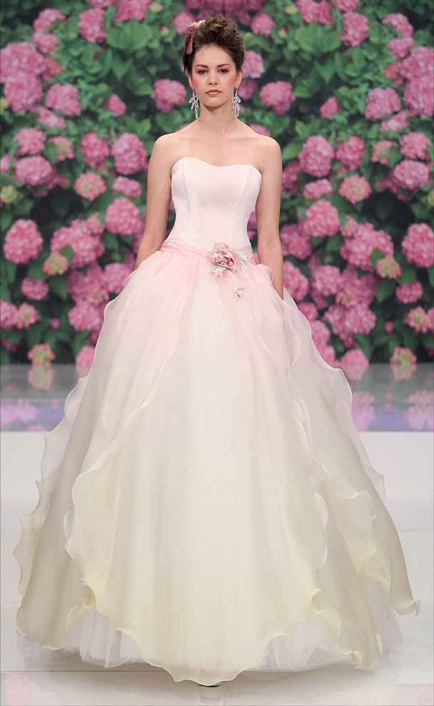 Gorgeous Spring Dress || 2013 Atelier Aimée Montenapoleone