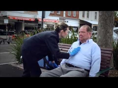 MedicAlert Community Services Advert 2012-13 - In an emergency seconds count. - YouTube  | Australia MedicAlert Foundation #medicalert #protect #safety #medical_ID #medical_bracelet #medical_necklace #medical_jewellery #diabetes #anaphylaxis #food_allergies #allergy