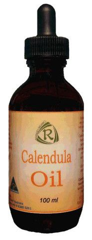 Roseneath Organics Calendula Oil - 100ml   Calendula flower is anti-inflammatory, anti-fungal, anti-bacterial and generally de-toxifying.  Calendula flower is an excellent healer.  Calendula flower infused oils have proven very successful on mild burns, scars, grazes, sun damage, eczema, dermatitis, rashes and small wounds.  High potency calendula flower extracts encourage fast, and truly effective, healing.  Calendula infused food oils have also been used internally for many ailments.