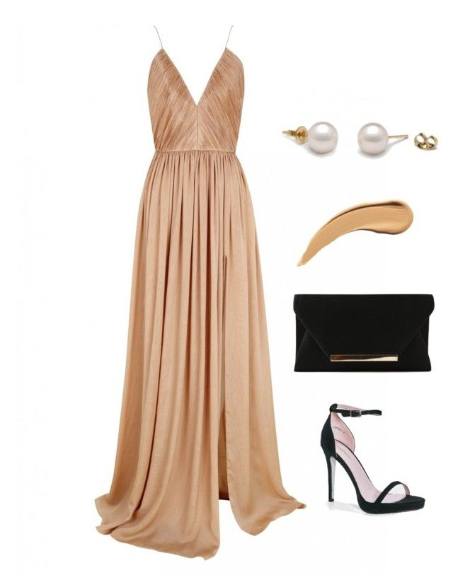 graduacion by luziagalvang on Polyvore featuring moda and Boohoo