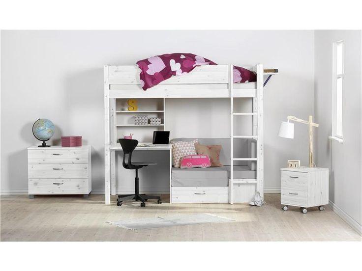 die besten 25 hochbett flexa ideen auf pinterest gemeinsames kinderschlafzimmer. Black Bedroom Furniture Sets. Home Design Ideas