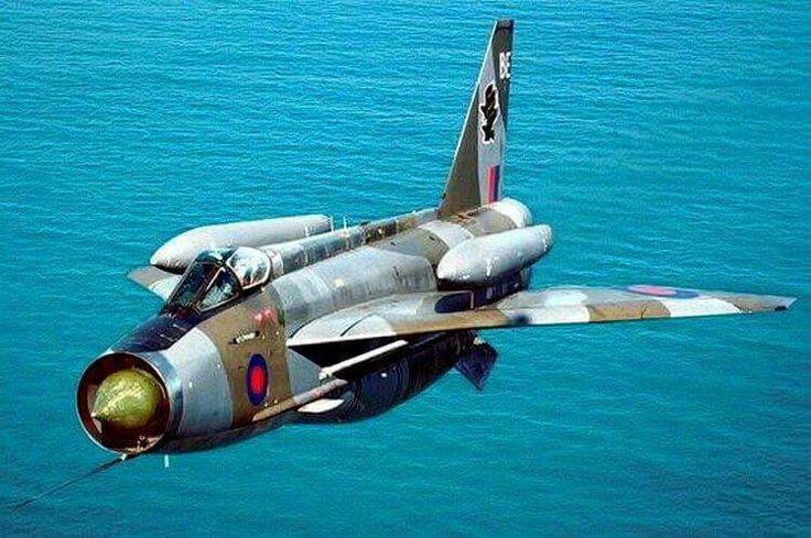 English Electric Lightning F.6 - Royal Air Force (RAF), Great Britain