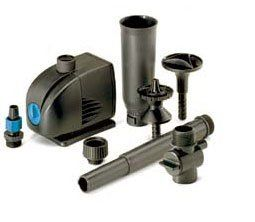 Hydrogarden L30 Pond Pump Fountain Kit (320 gph) by Hydor Hydrogarden. $34.95. The fountain heads are interchangeable and the water jets have been created to allow an additional f. The rotor is protected with structural components, which prevent sand infiltration or dirt from ente. Exceptional reliability, low noise and a high energy saving. pumps are supplied with a valve, which allows the flow rate to be regulated in several ways. The position of this equipment is si...