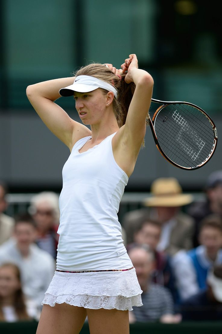 Mona Barthel on Day4 of the Wimbledon Tennis Championships June 27-2013 #WTA #Barthel #Wimbledon