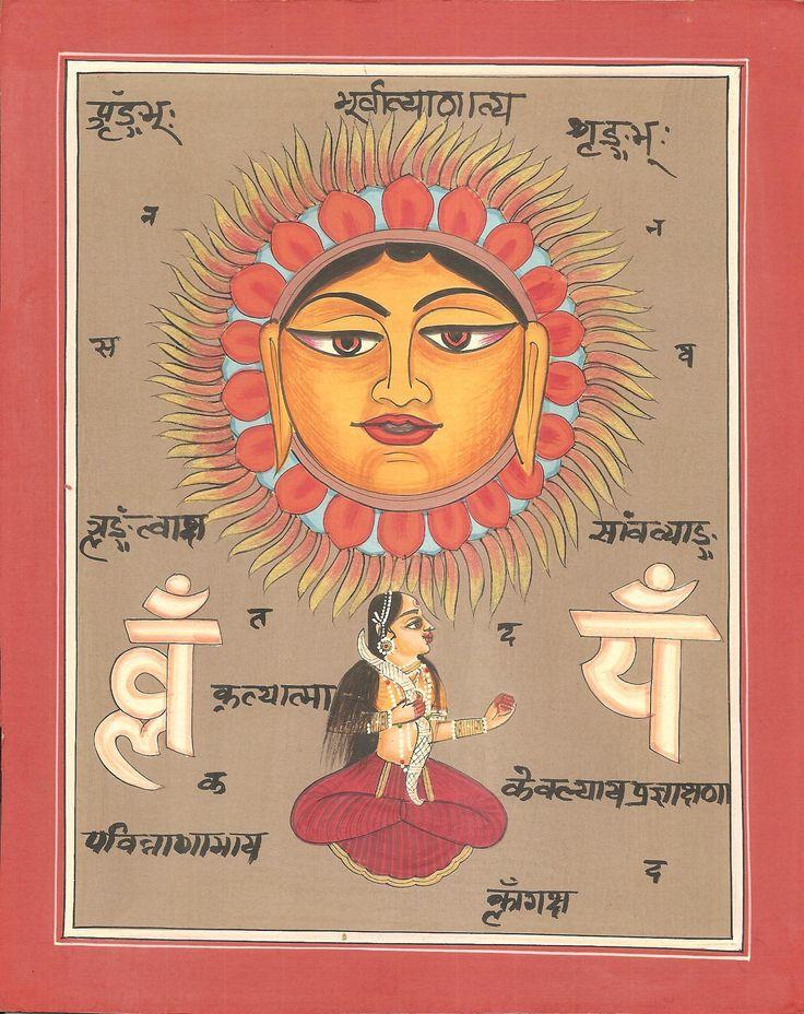 Sanskrit Of The Vedas Vs Modern Sanskrit: 1000+ Images About Mysterious Tantric Artwork On Pinterest
