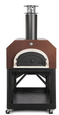 Buy this Chicago Brick Oven Cbo-750 Outdoor Wood Fired Pizza Oven On Cart – Copper with deep discounted price online today.