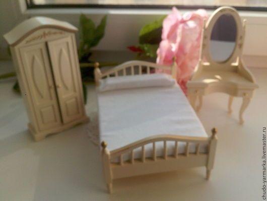Куклы и игрушки ручной работы. Мини-мебель для кукольного домика или фотосессии 1. все для рукоделия (chudo-yarmarka). Ярмарка Мастеров.
