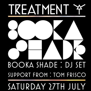 Legendary electronic act Booka Shade will be playing a phenomenal DJ set at Concorde2 on Saturday 27th July. These Berlin boys certainly know how to put on a show as they were voted one of the world's Top 5 live acts by Resident Advisor. Tickets are on sale now for £12 + bf in adv from our website, be sure to get yours now by clicking the image above!
