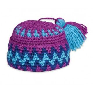 Pang Hat: Saila's Pang hat, made in Nunavut, keeps her head very warm during the cold Arctic winter.