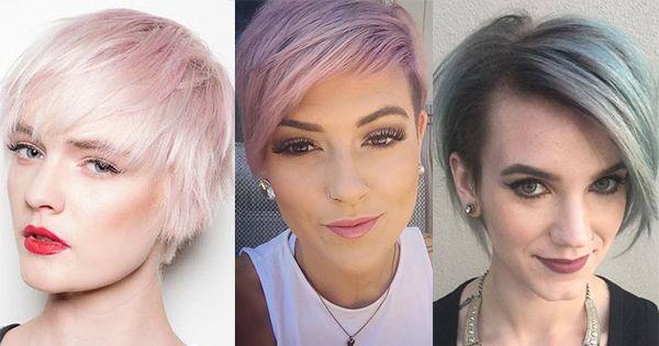 Für eine wunderschöne sanfte Ausstrahlung solltest Du mal Deine Haare in einer Pastellfarbe färben. In Sachen Farbauswahl ist für jeden etwas dabei. Versuche es mal mit einem sanften Rosa, Lila oder Grün. Welche Pastellfarbe würdest Du wählen?