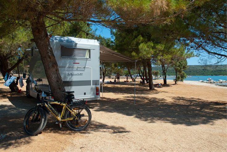 About the campsite Lopari - Lopari @ Losinia