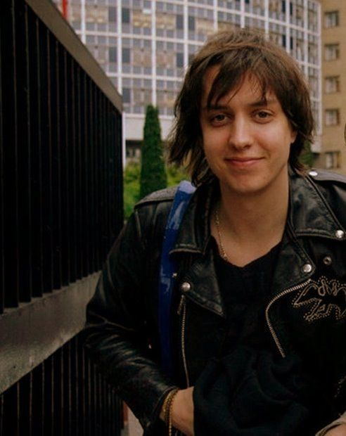 julian casablancas! Weird how he looks so much like an uncle of mine