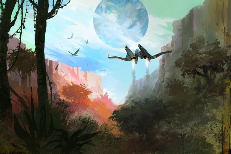 Behind the scenes at Hello Games, makers of 'No Man's Sky' // What little is out about No Man's Sky already looks incredible