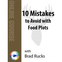 Old truisms, proverbs and old-time sayings teach valuable lessons when farming food plots for wildlife.