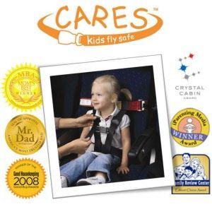 The international, multi-award winning CARES Harness