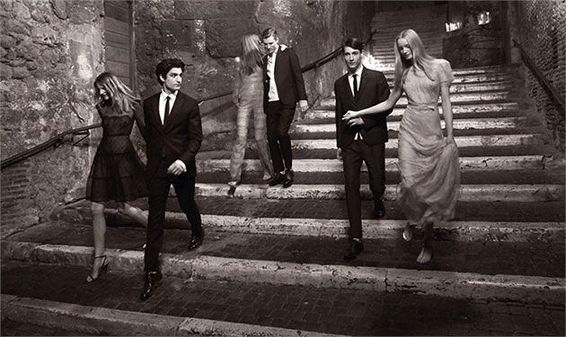 4 motivi per vedere lo spot del nuovo profumo Valentino Uomo - The Unconventional Mag
