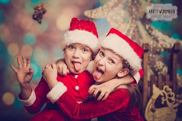 świąteczna sesja fotograficzna dzieci wrocław