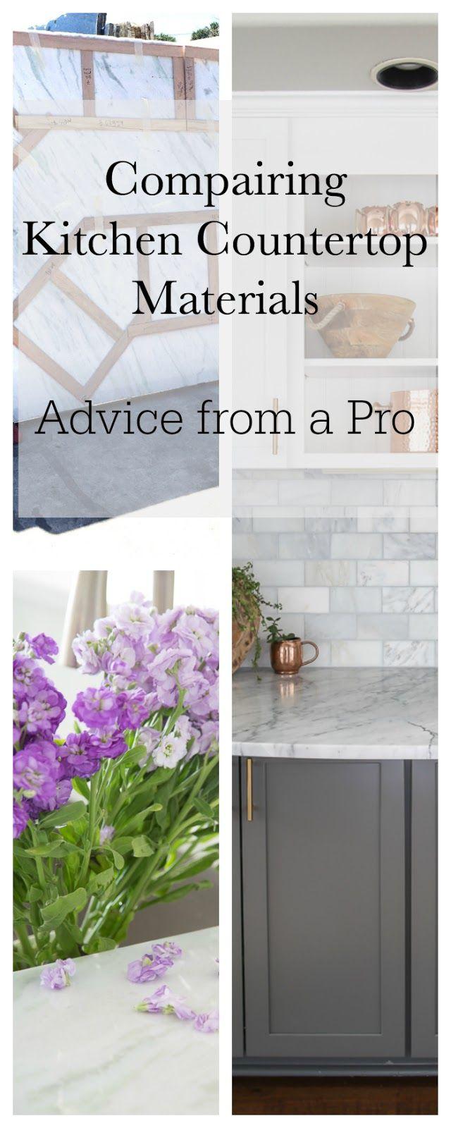 17 best ideas about Kitchen Countertop Materials – Kitchen Countertop Material Comparison