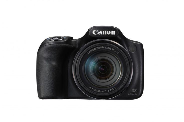 Die Bridge-Kamera- eine für alles! In Ihrer Funktionsweise ähnelt sie der DSLR-Kamera, sieht jedoch aus wie eine Kompaktkamera. #Canon PowerShot SX540 HS_Vorderansicht. #bridgekamera #kameratipps Tipps für den Kauf einer Bridge-Kamera findet ihr hier: http://www.fotos-fuers-leben.ch/fototechnik/kameratechnik/kaufberatung-bridgekamera/