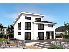 Haus bauen modern pultdach  27 besten Ideen Hausbau (Fassade, HWR, Dach etc.) Bilder auf Pinterest