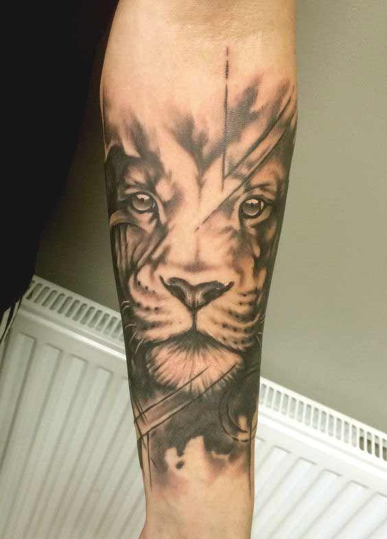 90 Coolest Unterarm Tattoos Designs für Männer u…