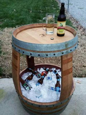 Rustic Table Cooler For Sale In Murrieta Ca Pallet Furniture