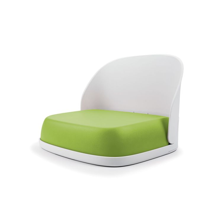 OXO Tot Perch Big Kid Booster Seat, Green