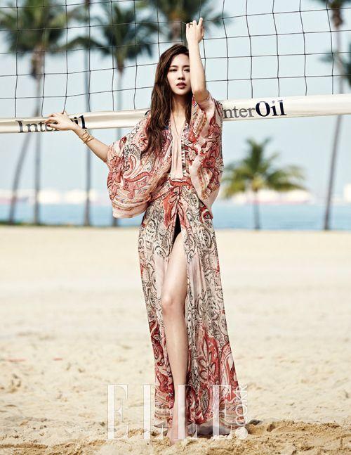 Miss A's Fei // Elle Korea