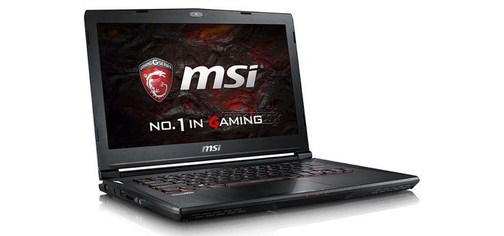 Il primo notebook gaming con GPU NVIDIA GeForce GTX 1060, CPU Intel Core Kaby Lake i7-7700HQ, RAM DDR4 16 GB, SSD 128GB e display Full HD da 14 pollici