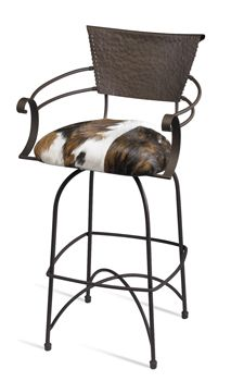 Panhandle Barstools-SET of 2
