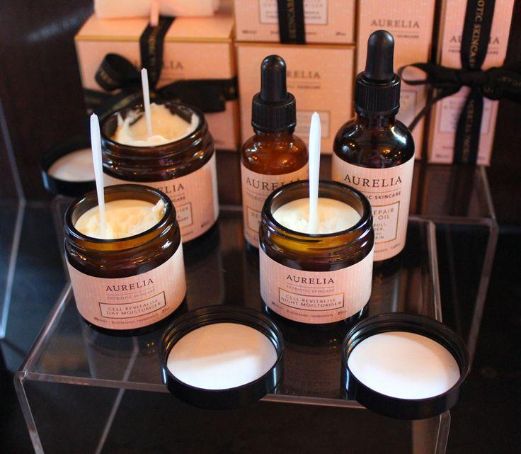 Aurelia Skincare at Liberty's