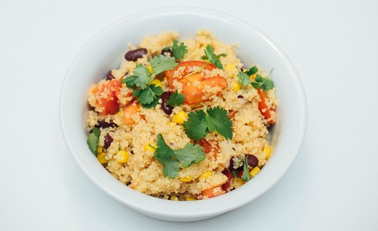 Meksikansk couscous