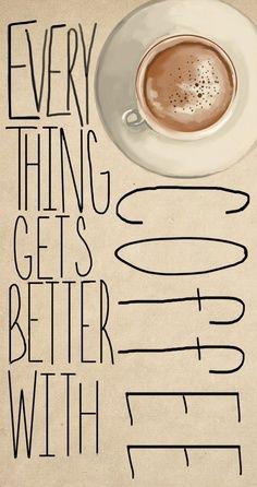 La vida se ve de otra manera con un buen café :) #energía #positividad  http://www.madrid-cerrajeros.es/