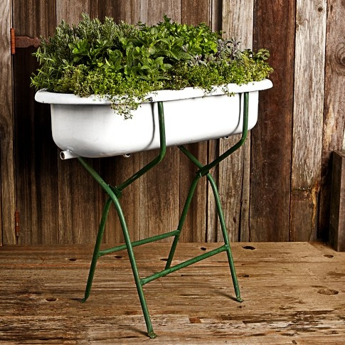 88 Best Images About Re Purposed Wash Tubs On Pinterest