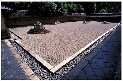 ogród w Kyoto