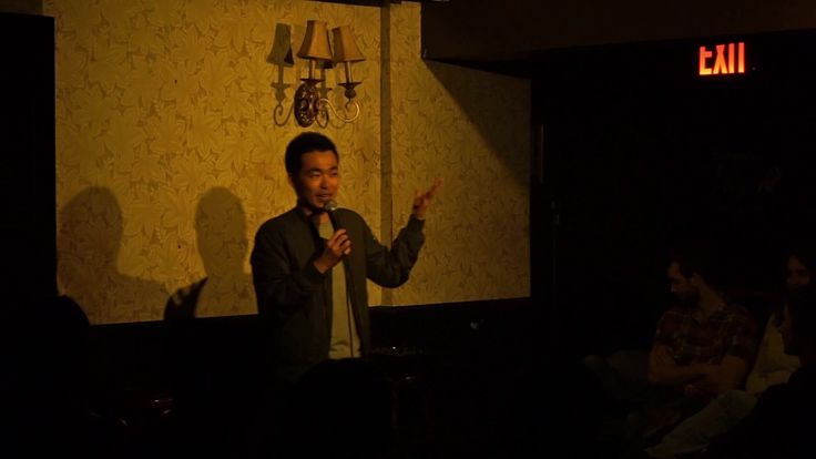 Asian Comedian explains the reality for Asian actors #humor #funny #lol #comedy #chiste #fun #chistes #meme