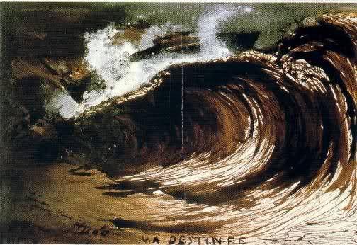 victor hugo peintre et dessinateur | Victor Hugo, 3ème et dernière partie : son oeuvre picturale | ღ ...
