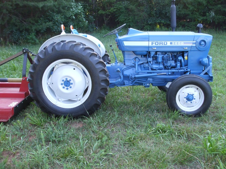 ford 3600 tractor manual pdf