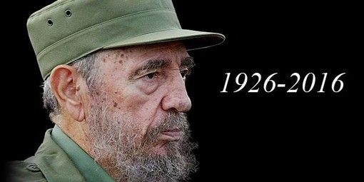 Former Cuban leader Fidel Castro dies at age 90 - http://conservativeread.com/former-cuban-leader-fidel-castro-dies-at-age-90/