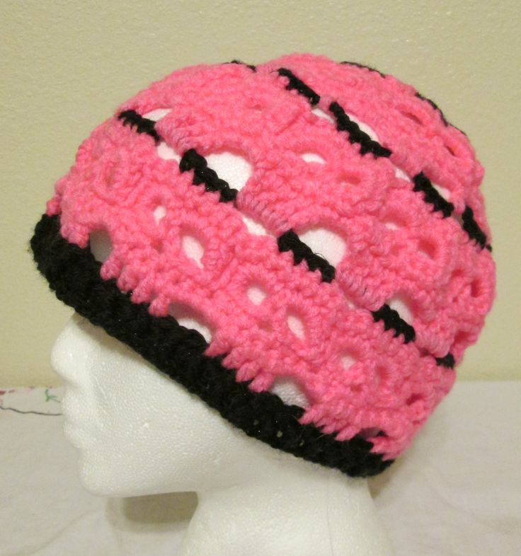 Crochet Skull Hat | knitting/crochet | Pinterest