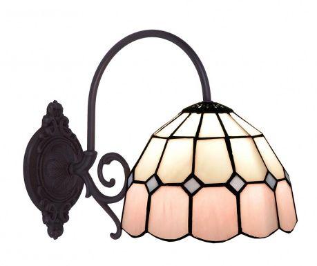 Používá 1 žárovku, typ patice E14, max. 60W, nezahrnutá. Průměr stínidla: 20 cm.