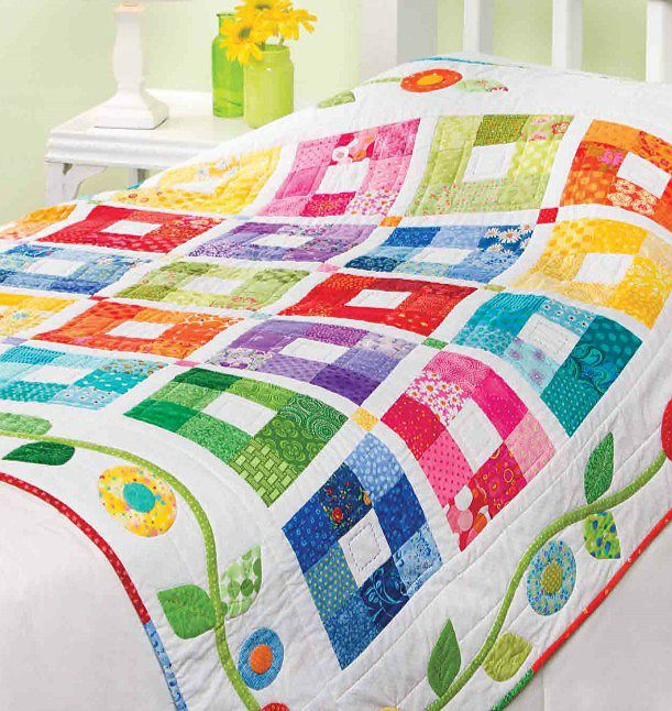 Color Therapy Quilt