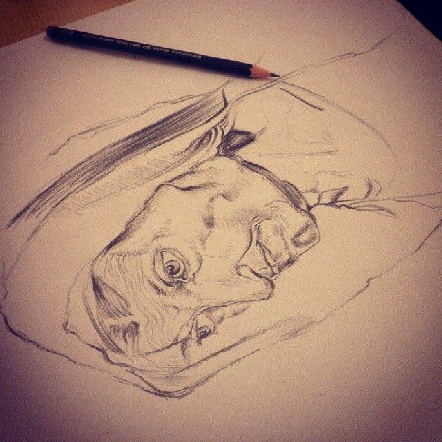 #OldWoman #Drawing #FastSketch