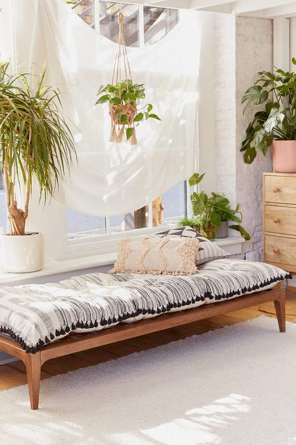 Hopper Daybed Daybed Cushion Tropical Bedrooms Modern Room Decor