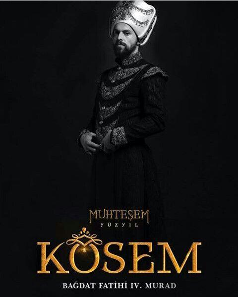 The Conqueror of Baghdad is coming! Sultan Murad IV. #kosemsultan #season2 #tvseries