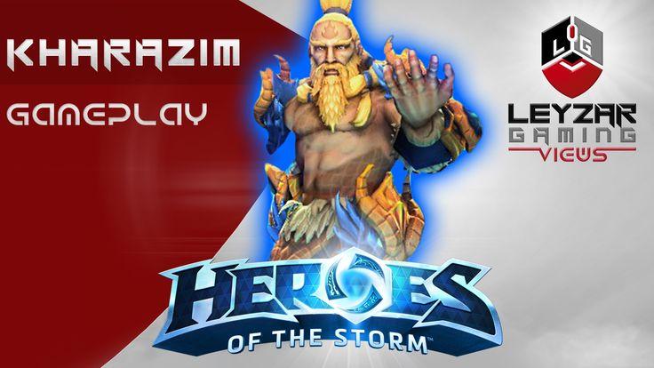 Heroes of the Storm (Gameplay) - Kharazim Insight Build (HotS Kharazim G...